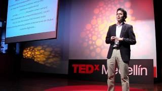 TEDxMedellín - David Escobar: La transformación de Medellín ¿Cuál es el secreto?