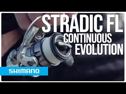 The New Stradic FL: Continuous Evolution! | Shimano Fishing Europe