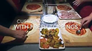 Pizza Making Class YT version