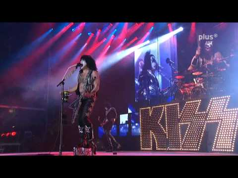 KISS - Detroit Rock City - Rock Am Ring 2010 - Sonic Boom Over Europe Tour