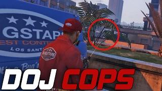 Dept. of Justice Cops #83 - Bugstars Hitman (Criminal)