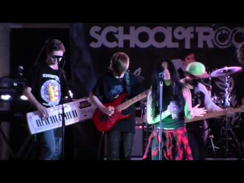 School of Rock Australia at Club Willoughby