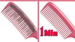 Comb Cleaning Quick & Fast