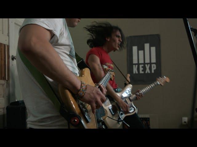 El Shirota - Carreta Furacão (Live on KEXP)