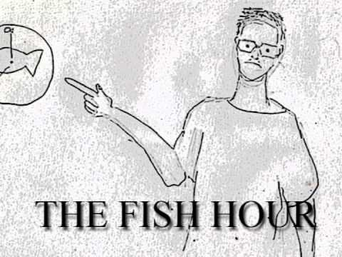 The Fish hour 17th April Vince Edwards