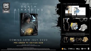 Death Stranding - Last Chance to Pre-Purchase!