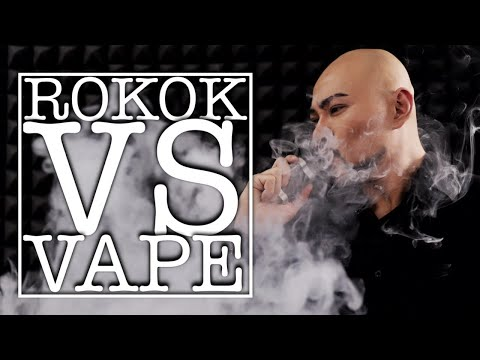 Image of VAPE VS ROKOK LEBIH BAIK MANA BUAT GUE? (And the myth of cancer)