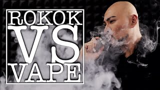 Download lagu VAPE VS ROKOK LEBIH BAIK MANA BUAT GUE? (And the myth of cancer)