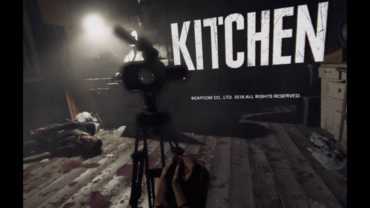 Kitchen Ps4 Playstation Vr Youtube