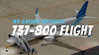 GA Garuda Indonesia ECONOMY (GONE WRONG BY ROBLOX)