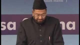 Ahmadiyya : Mv Kareemudeen Sb Shahid Jalsa Salaana Qadian 2009 Day 1 Morning 4/4