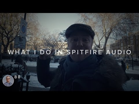 Spitfire  - What Do I Actually Do There?