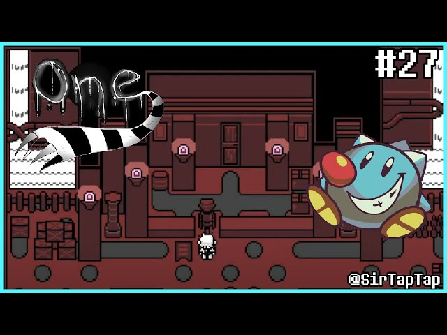 Let's Play One (OFF Fan Game) Part 27 | Deep Into The Mansion