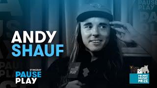 Andy Shauf Interview – Polaris  Music Prize 2016 | Stingray PausePlay
