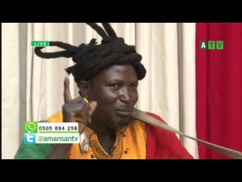 King Ayisoba On Anigye Krom