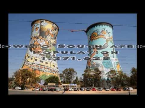(Top 5) South African Townships