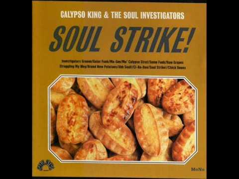 calypso king & the soul investigators - raw grapes