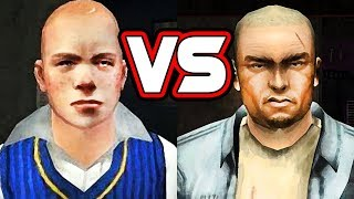 Jimmy Hopkins = James Earl Cash (BULLY/Manhunt Theory)