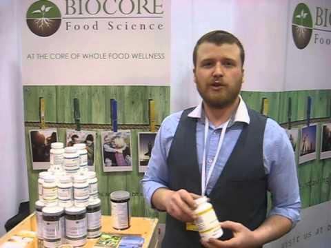 Bio Core @ Total Health Show 2013