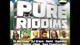 Gospel Dancehall - Pure Riddims Volume 1 Soulcure Gospel Dancehall Mix.wmv