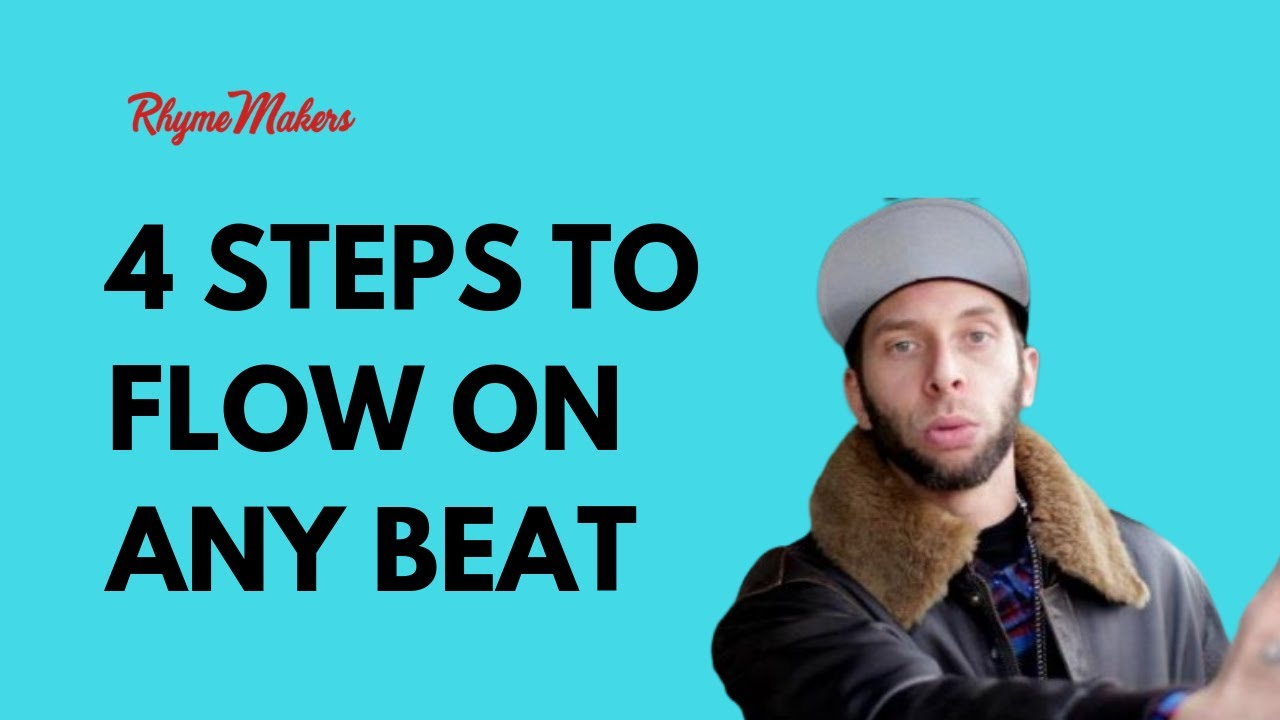4 Steps To flow on any beat - YouTube