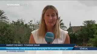 Le point de notre correspondante à Dakar sur le parrainage électoral