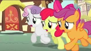 """""""My Little Pony S05 E18 \ Май Литл Пони 5 сезон 18 эпизод Финальная песня"""" Замедления X2"""
