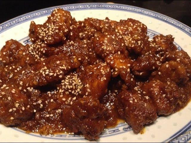 gebackene honig hahnchenbrust