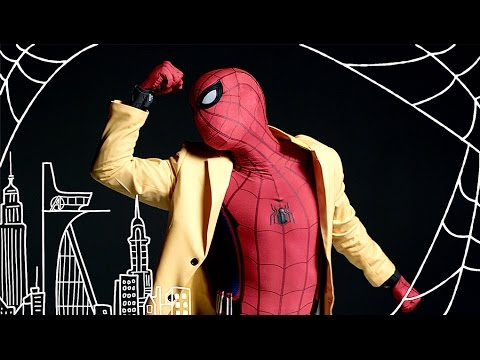 That Spidey Life  Bruno Mars SpiderMan Parody Nerdist Presents