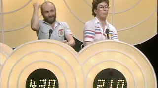 Bullseye Contestant Hits a 180 and His Mate Gets Overexcited