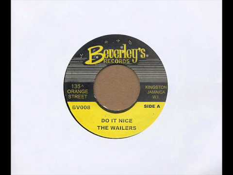 Bob Marley & The Wailers - Do It Twice