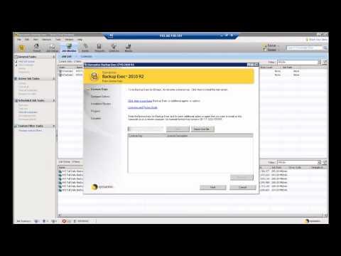 Backup exec virtual file filter vff