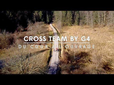 Terrain de Jeu S04E04 : Cross Team By G4 - Du cœur à l'ouvrage