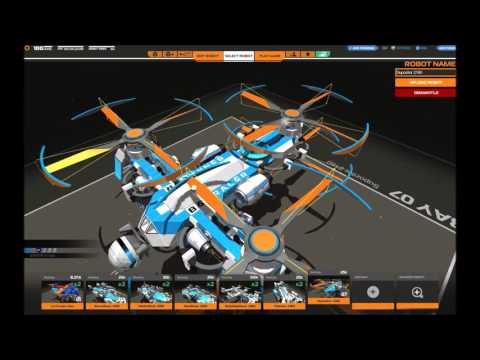 Robocraft Missions Coopération Ep31: Missile Launcher Update