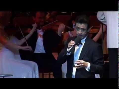 Claudio Maniscalco singt Dean Martin
