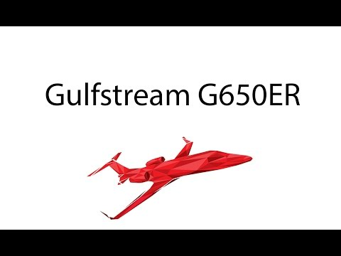 Gulfstream G650ER for sale