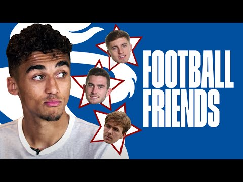 """Who would you go on holiday with?"" 