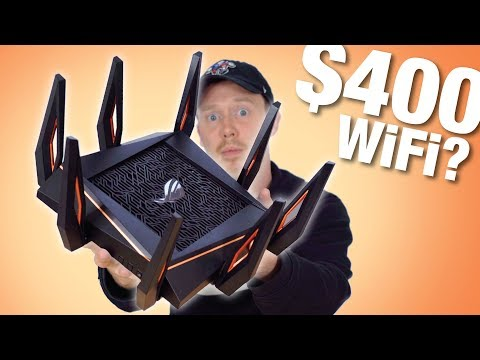 Is The $400 ASUS ROG Rapture GT AX11000 Gaming Router WORTH IT?