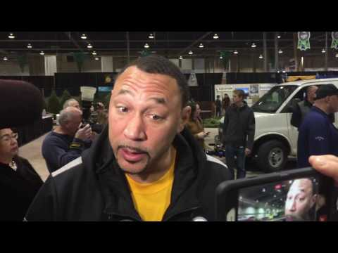 Former Steelers QB Charlie Batch talks postseason weather, keys against Miami, and RB Jay Ajayi