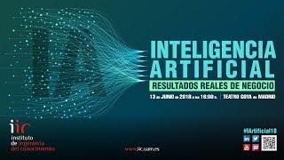 """Streaming: """"Inteligencia Artificial: resultados reales de negocio"""""""
