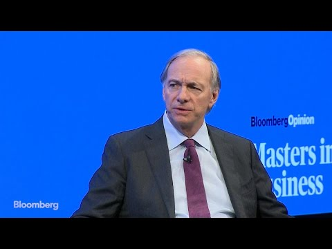Ray Dalio on Career, Market Cycles, China Debt