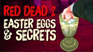 7 Wild Red Dead Redemption 2 Easter Eggs & Secrets