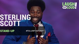 Sterling Scott on Dating and Hating in 2017 | Stand-Up | LOL Network