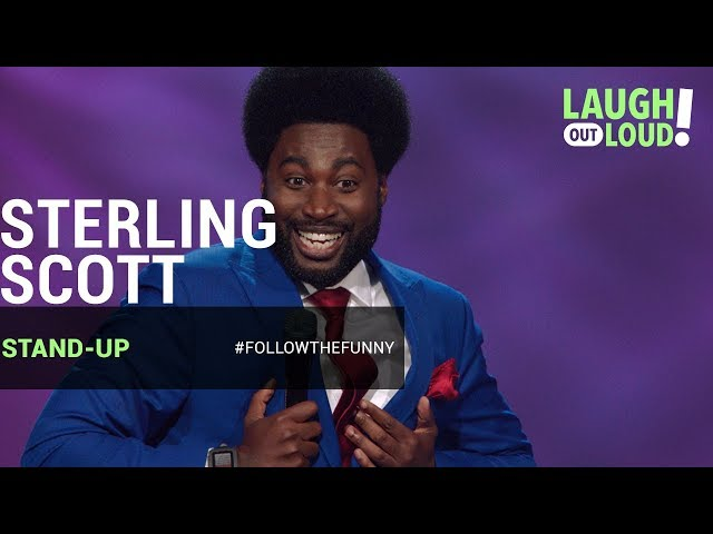 Sterling Scott on Dating and Hating in 2017   Stand-Up   LOL Network