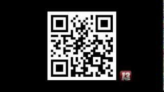 New WZZM 13 iPad App: Here We Go (QR Code)