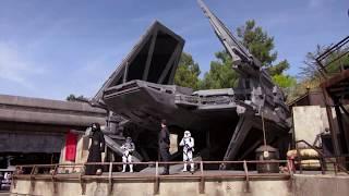 Take a First Look Inside Disneyland's Star Wars Galaxy's Edge