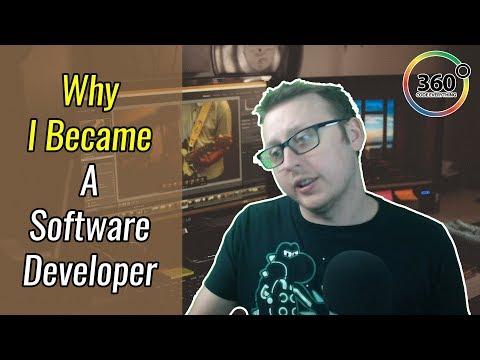 Why I Became a Software Developer? | Ask a Dev