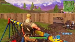 Trying to get banned on fortnite