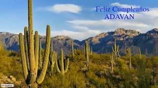 Adavan   Nature & Naturaleza