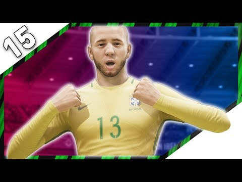 BIT FAZ ESTREIA PERFEITA NA SELEÇÃO 🇧🇷🔥 | Modo Carreira Jogador #15 (FIFA 18)